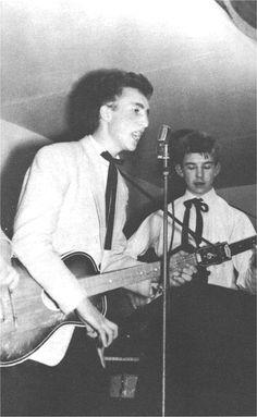 George Harrison The Quarry Men (The Beatles)