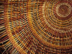 Injalak mat - two (goatsfoot) Tags: art shop creativity community natural nt arnhem arts culture craft australia mat land aboriginal weaving indigenous dyes oenpelli pandanus injalak gunbalanya birriwinjku ntnc ntnc1