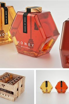Honey Clover Packaging Concept | The 25 Coolest Packaging Designs Of 2013