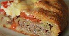 Пирог просто восторг!! нежное картофельное тесто и много-много сочной и ароматной начинки советую попробовать!! Пирог вкусен и горячий и...