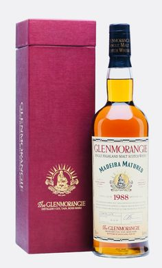 GLENMORANGIE 1988 15 Year Old Madeira Matured, Highlands