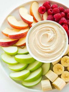 Peanut butter fruit dip cooking classy healthy snacks, fruit dip healthy, f Low Cal, Appetizer Recipes, Snack Recipes, Dessert Recipes, Greek Yogurt Dips, Greek Yoghurt, Recipes With Greek Yogurt, Greek Yogurt And Peanut Butter, Frozen Yogurt
