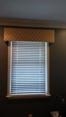 Picture of Mount on the Wall Valance, Curtains, Window Cornices, For Less, Home Upgrades, Window Treatments, Blinds, Windows, Wall