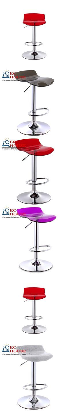 Simple Design Swivel Bar Chair Office Chair Lifting Bar Stool Adjustable Height Rotatable Reception/waiting Room/cashier Cadeira Colours Are Striking Bar Chairs
