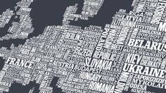 Europe Type Map