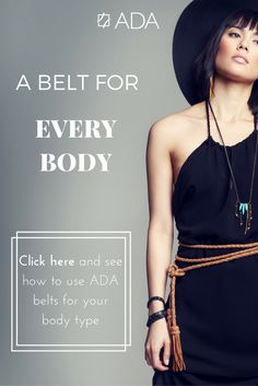 Click here and take a pick   A belt for every body   Ada belt   Tan belt   Belted dress   Black dress