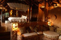 honeymoon suite | Photo Gallery of Stanley Safari Lodge - Victoria Falls - Zambia