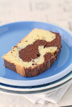 Marble pound cake–best recipe I've found so far!