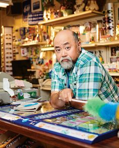 Kim's Convenience star Paul Sun-Hyung Lee credits teacher Ron Cole with spotting his storytelling talent and encouraging his path in the arts. Teaching Profession, Storytelling, Encouragement, Teacher, Star, Movies, Self Confidence, Professor, Films