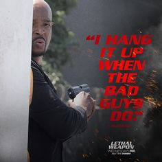 Damon Wayans in Lethal Weapon on FOX