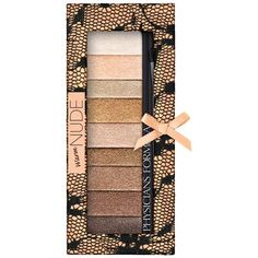 Physicians Formula: Shimmer Strips Custom Eye Enhancing Shadow & Liner Nude Collection. Or maybe this is my palette...