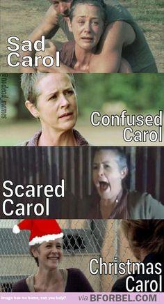 All Sorts Of Carol…