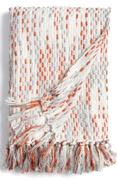 Nordstrom at Home Space Dye Throw available at #Nordstrom