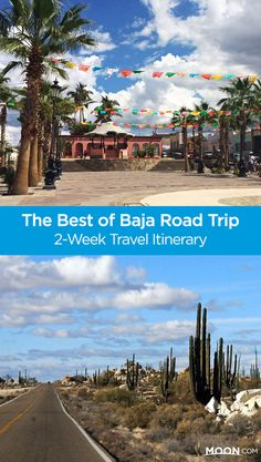 This best of Baja road trip is memorable for its diverse landscapes, scenic small towns, historical and archaeological sites, and friendly people. Driving the full length of Mexico 1 from Tijuana to Cabo with this 2-week travel itinerary. #mexico #baja #roadtrip