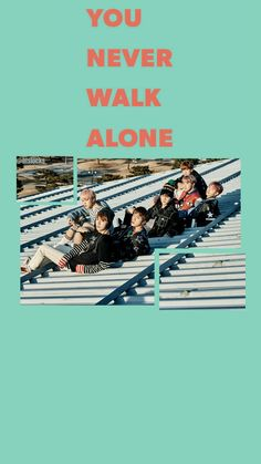 BTS || BTS Wallpapers || You Never Walk Alone || YNWA