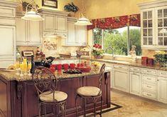 inspired kitchen decoration