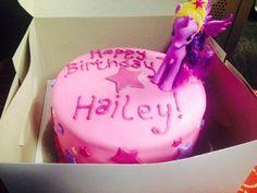 My little pony cake / twilight sparkle cake