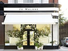 Jo Malone tienda de fachada lindon