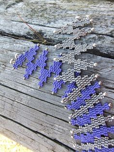 ----------ConnysPerlenParadies-----------: Illusion Cuff Bracelet - Copyright Jeanette Shanigan