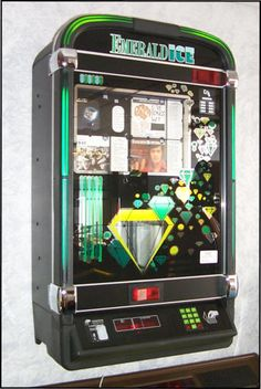 Decoration, Jukebox, Showroom, House, Ideas, Slot Machine, Decor, Home, Decorations
