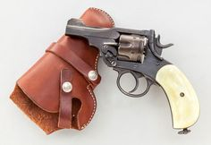 Webley MK VI Double Action Revolver Find our speedloader now! http://www.amazon.com/shops/raeind