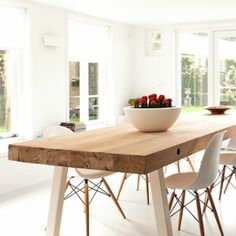 1000 images about tafel on pinterest met industrial and tables - Eettafel schans ...