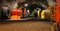 Underground mine Sweden from Pinterest board Mining Museum worldwide by Domingo Javier Carvajal Gómez