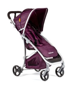 Baby Home Emotion Stroller Purple