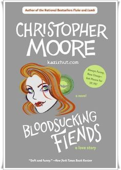 Bloodsucking Fiends A Love Story By Christopher Moore