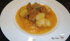 Mangio bene, mangio siciliano!: Spezzatino di vitello nel sugo