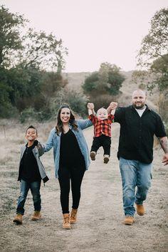 Family Session in Napa, Ca.  Rocio Rivera Photography