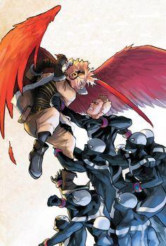 My Hero Academia 2, Hero Academia Characters, Anime Land, Cool Artwork, Attack On Titan, Nerd, Wallpaper, Hawks, Posters