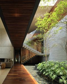 Pinterest: @autumn.indiko Instagram: @d.designers/ ... Design by Hernández Silva Architects ... #architecture #design #ecoliving #interiors