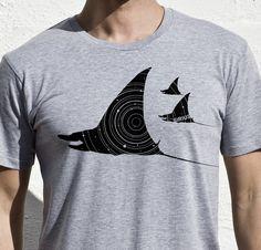 Cosmic Rays T-Shirt. Genius. $22