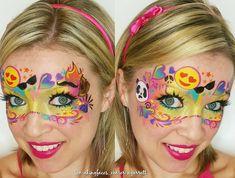 Hippie Peace emote emoticon flower power mask