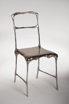Bronze Recession Chair by Tjep.