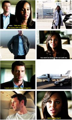 Scandal - Jake & Olivia #3.18 #Season3
