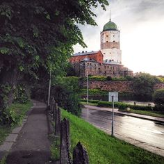 #vyborg #выборг 10 Picture, Travel Destinations, Cities, Castle, Boards, Mansions, History, World, House Styles