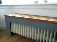 Looking for a modern radiator cover to conceal heating essentials? or make your time keep the warm look style. Take a look of modern radiator covers to make a style inside your home. Radiator covers can be made to match… Continue Reading → Best Radiators, Kitchen Radiators, Modern Radiator Cover, Radiator Shelf, Iron Bench, Home Projects, Living Room Decor, Diy Home Decor, Sweet Home