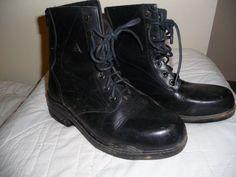 MOUNTAIN HORSE paddock riding boots  womens sz 8  eur 39  black pre-owned #MountainHorse