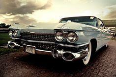 One of the most recognizable cars ever built: '59 Cadillac DeVille Coupe