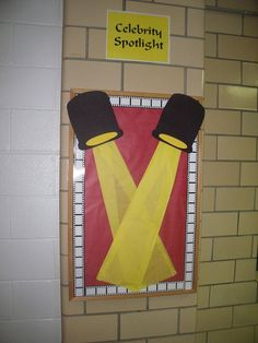 Student of the week or Characters of the Month! hollywood classroom theme | Classroom Theme - Hollywood / 2011-2012 035 | Flickr - Photo Sharing!