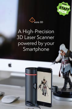 eora 3D | High-Precision 3D Scanning on Your Smartphone by eora 3D — Kickstarter