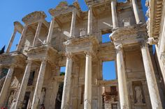 Ephesus. What a magnificent site!
