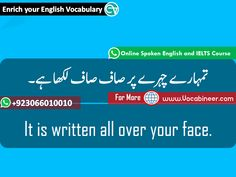 English Speaking Practice, English Vocabulary Words, Learn English Words, English Phrases, English Idioms, English Language Learning, English Lessons, Teaching English, English Grammar