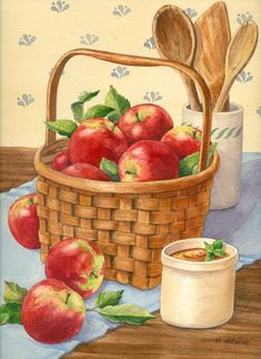 Macs and Apple Butter by Maureen McCarthy