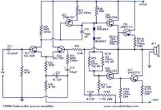 100-w-subwoofer-amplifier-circuit