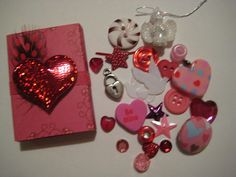 Valentine Matchbox Swap by LaLaLove..., via Flickr