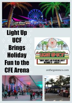 Light Up UCF 2018 Details