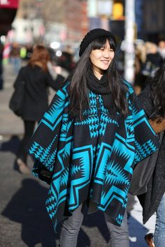 Street Style Fashion: Winter Warmth